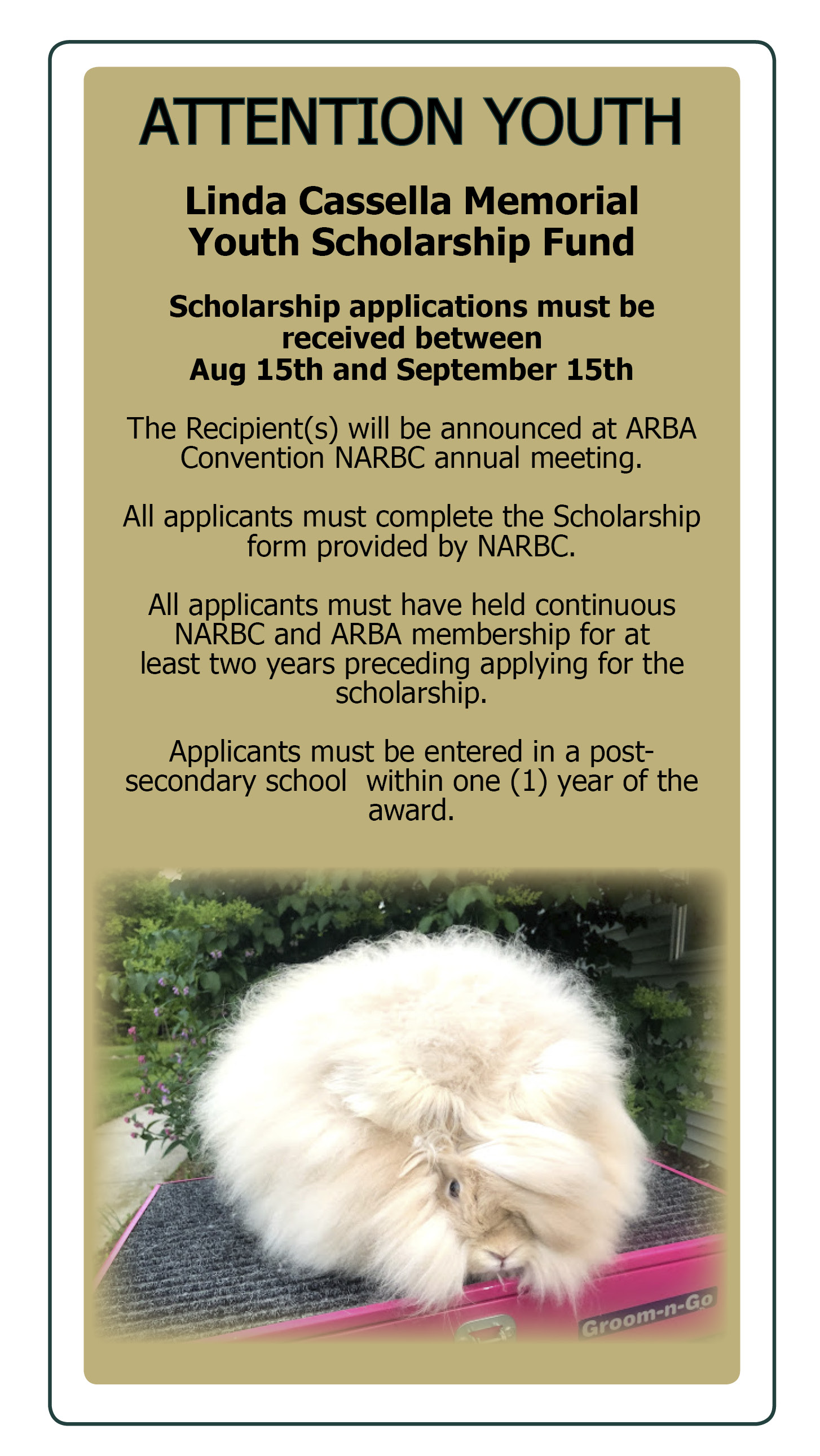 National Angora Rabbit Breeders