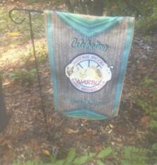 NARBC garden flag